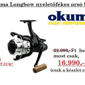 okuma akció