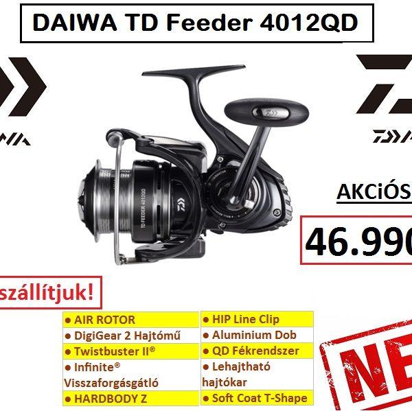 TD feeder 4012QD