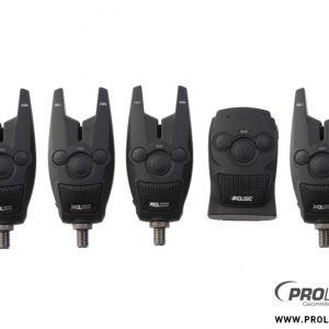 kapasjelzo-elektromos-kapasjelzo-prologic-pl-bat+-bite-alarm-set-4+1