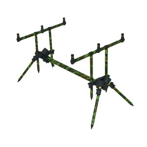 CARPON CAMOU 3 BOTOS ROD POD