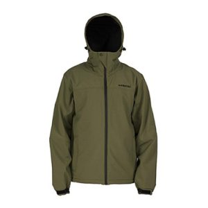 NAVITAS HOODED SOFT SHELL 2.0 ZÖLD DZSEKI